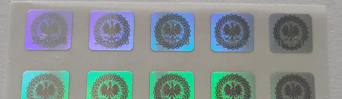 Sprzedam naklejki/hologramy ELS 31-03-18- nowa kolekcja!