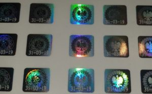 hologramy kolekcjonerskie 31-03-19