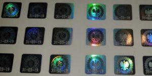 hologram kolekcjonerski els 31-03-19